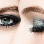 How to Wear Bold Brights as Eyeshadow; Inspired by Celebs
