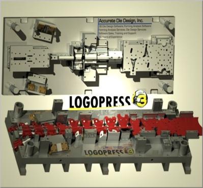 Logopress3 2010 SP0.8.1 for SolidWorks 2009-2010