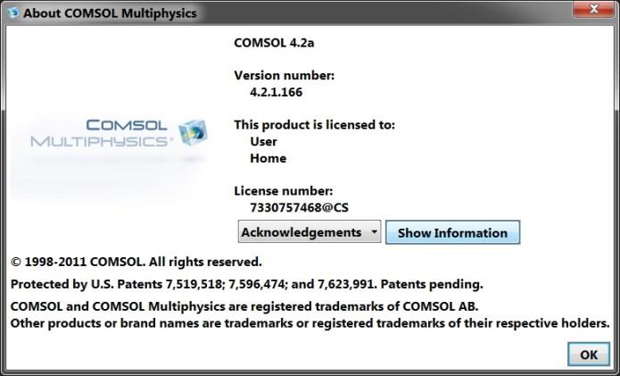 COMSOL Multiphysics 4.2.1.166 x86 x64 full