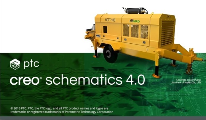 PTC Creo Schematics 4.0 F000 Win64 full software
