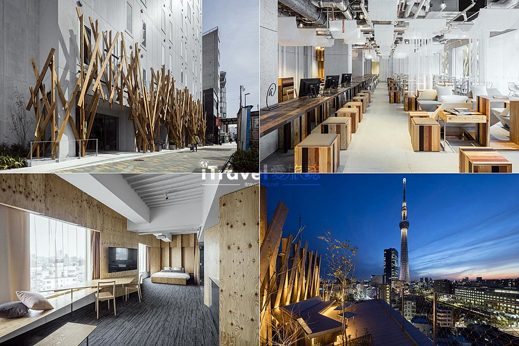 《東京飯店推薦》2017年20間全新開業酒店住宿精選