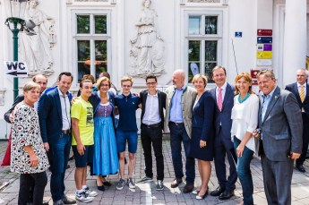 50 Jahre Stadterhebung Purkersdorf