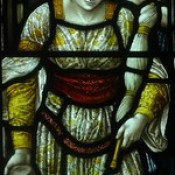 [51538] Tealby : Louis Charles Tennyson d'Eyncourt Window