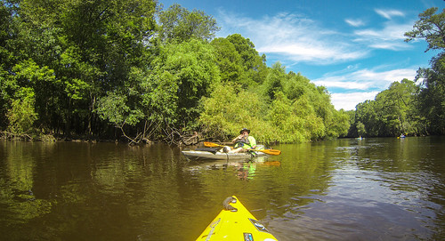 Edisto River Rope Swing and Beer Commercial Float-22