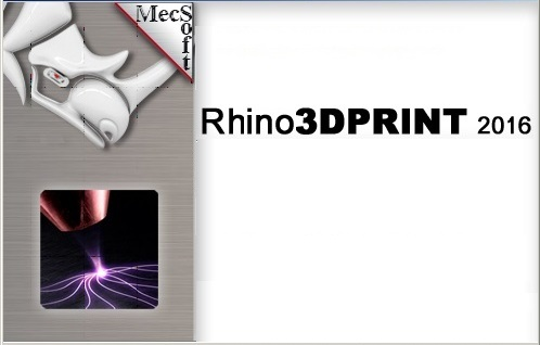 MecSoft Rhino3DPrint 2016 v2.0.324 for Rhino5 Win64