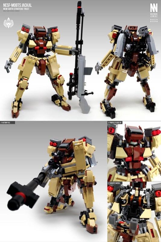 NESF-M08TS Jackal