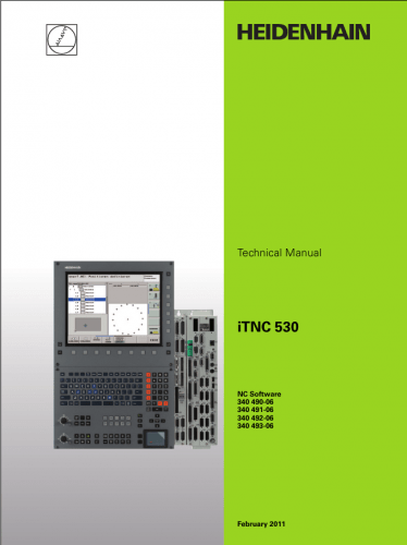 Heidenhain Technical & Service Manual