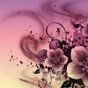 flowers wallpaper - 3d abstract high resolution nature wallpaper.