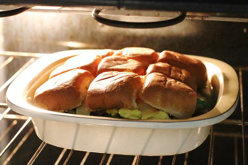 dinner-rolls-breakfast-sliders-oven-8