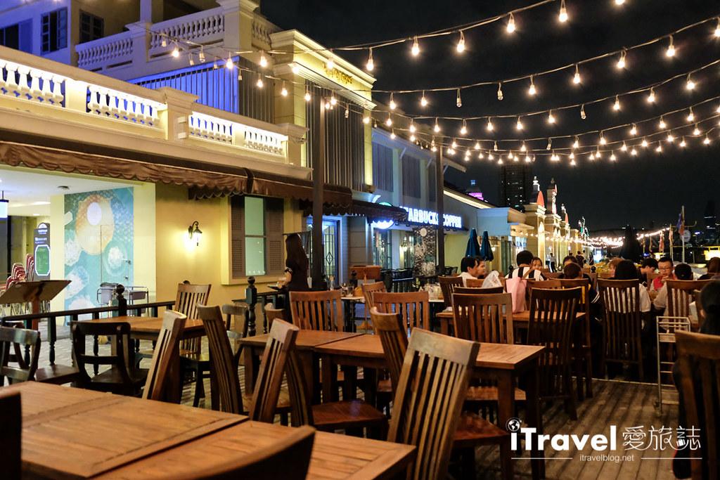 曼谷河岸美食餐厅 Larb Loi at Yodpiman River Walk (4)