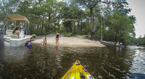 Edisto River Rope Swing and Beer Commercial Float-49