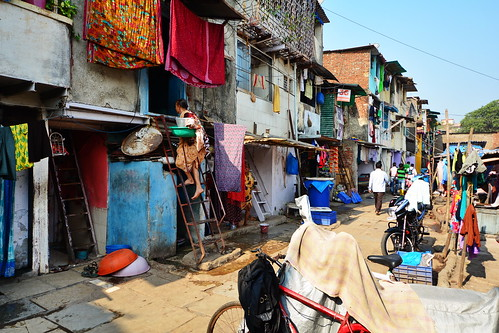 India - Maharashtra - Mumbai - Dharavi Slum - 23