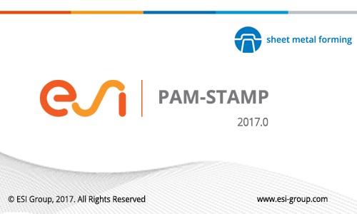 ESI PAM-STAMP 2017.0 Win32-win64