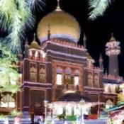 Singapore - Sultan Mosque - 120bb