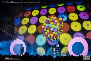 Pet Shop Boys @ Montreux Jazz Festival