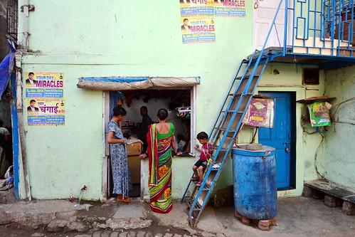 India - Maharashtra - Mumbai - Dharavi Slum - 29