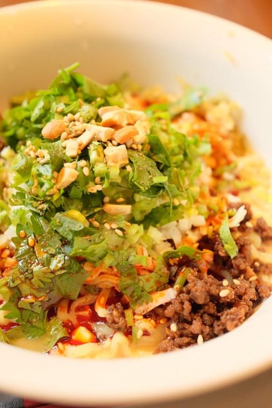 冷やしタンタン麺 豊栄 07