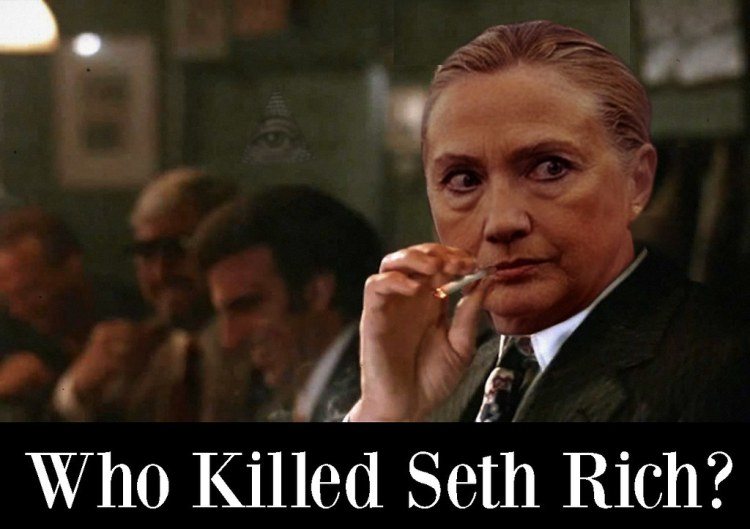 WHO KILLED SETH RICH? copy