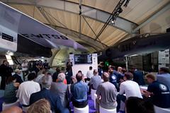 Jan Woerner at the GIFAS Paris Air Lab