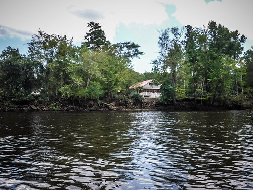Edisto River Rope Swing and Beer Commercial Float-126