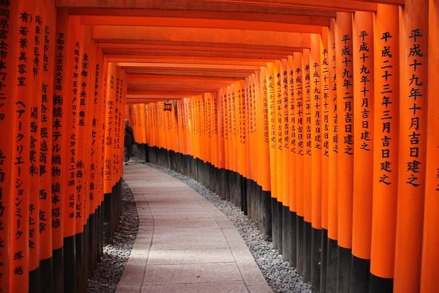 5a. Fushimi Inari-taisha Shrine