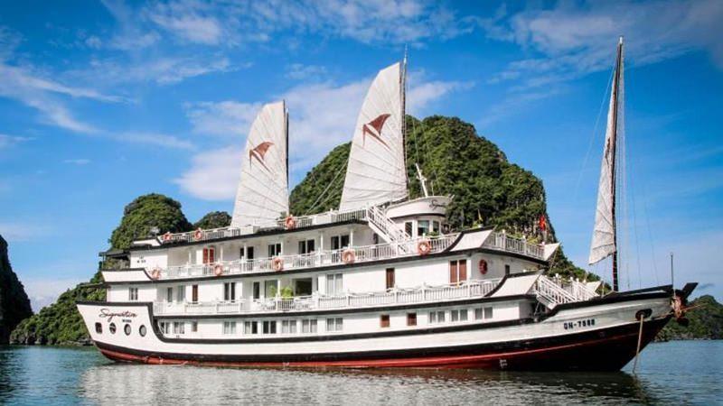 Signature Halong Cruise 1