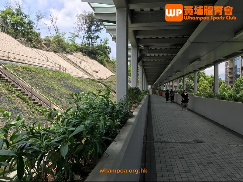 何文田游泳池 由 港鐵 何文田站 前往