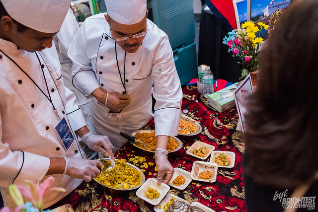 Embassy Chef Challenge