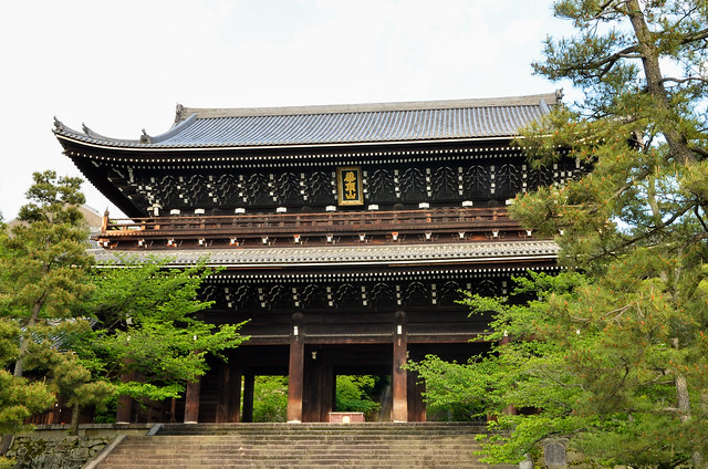 Chion-in, Kyoto