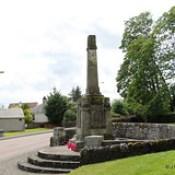 Kilmadock Parish War Memorial, Doune
