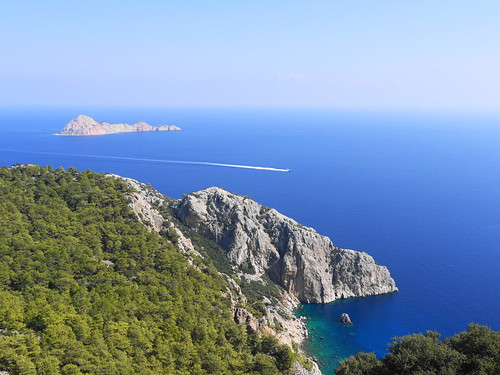 The Lycian Way in Turkey (photo credit - On Foot Holidays).