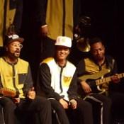 Bruno Mars Copenhagen 24K magic tour