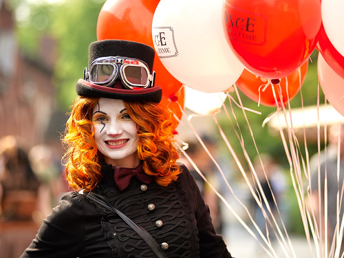 Once upon a time Steampunk Festival Dortmund