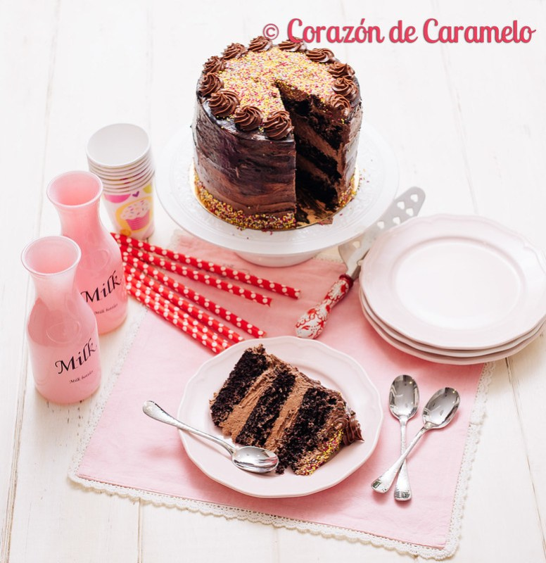 Layer Cake de Nutella