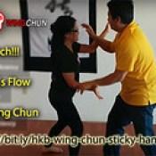 Wing Chun Sticky Hand Basic Rolling