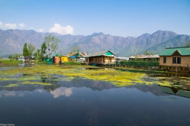 lust-4-life travel blog Dal lake Srinagar Kashmir-14
