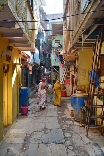 India - Maharashtra - Mumbai - Dharavi Slum - 32