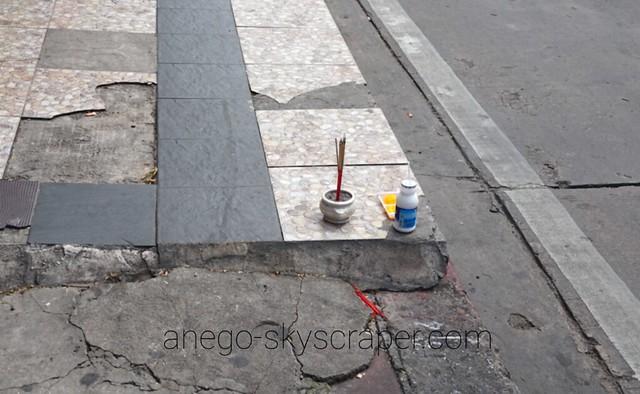 バンコク 街角