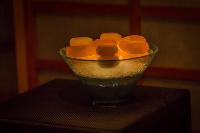 SALT Stones Glowing Warmer