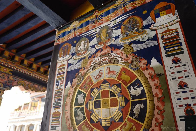 Sketch-Bhutan-Drukasia-Travel-99
