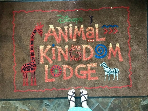 Walt Disney World's Animal Kingdom Lodge