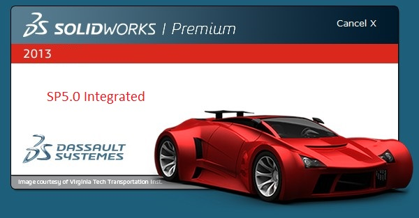 SolidWorks 2013 SP5.0 Win32 WIN64 Full Multilanguage Integrated