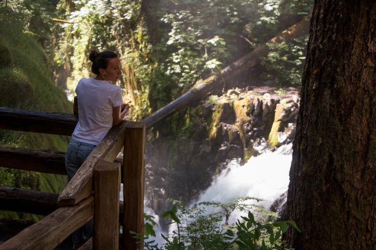 07.06. Sol Duc Falls