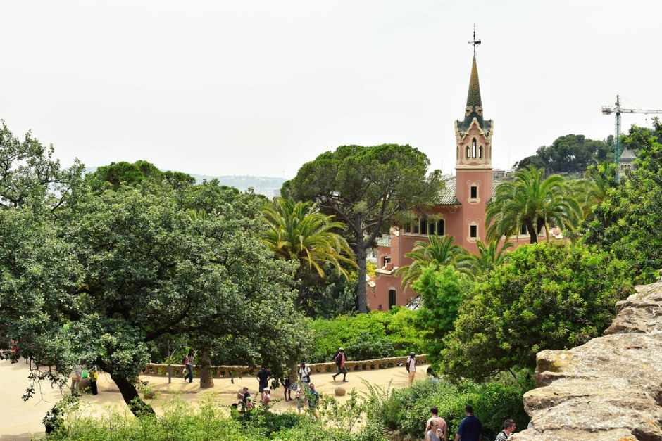 weekend in barcelona-park guell5