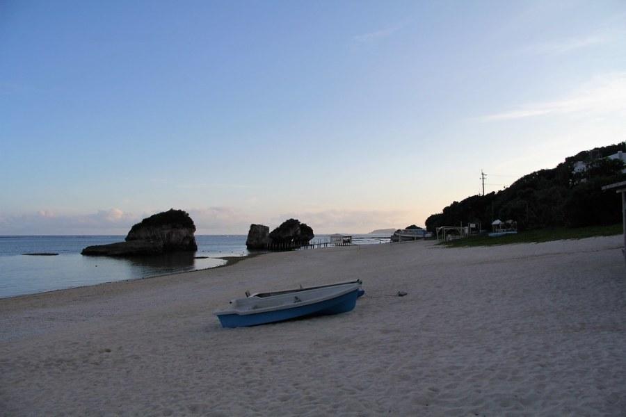 plage miibaru okinawa