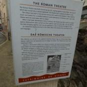 Roman Theatre - Rue du Cirque, Vienne
