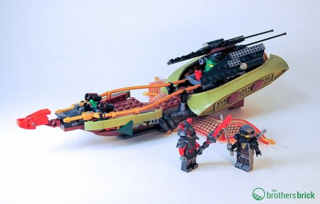 70623 Destiny's Shadow