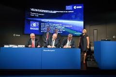 Galileo signing
