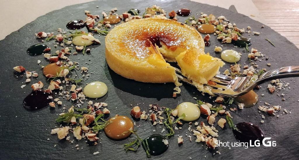 The Common table Lemon Tart