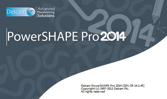 Delcam PowerSHAPE 2014 SP1 and PS-Catalogues 2014 SP1 x86+x64